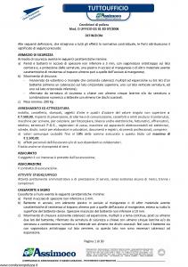 Assimoco - Tuttufficio - Modello d-ufficio-cg-01 Edizione 07-2006 [30P]