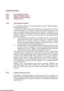 Assitalia - Clausole Speciali Sezione Incendio - Modello nd Edizione 2007 [6P]