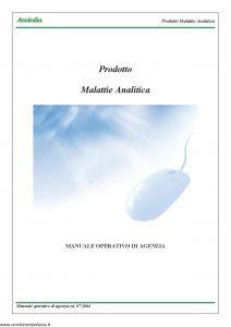 Assitalia - Malattia Analitica Edizione 07-2004 [33P]