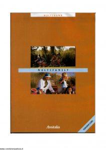 Assitalia - Polizza Multifamily Linea Casa - Edizione 2001 [40P]
