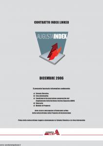 Augusta - Augusta Index - Modello 1145 Edizione 12-2006 [44P]