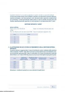 Augusta - Bene Insieme Contratto Di Assicurazione Sulla Vita - Modello av1269e.513 Edizione 04-2013 [36P]