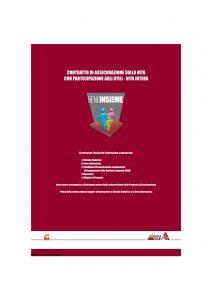 Augusta - Bene Insieme Contratto Di Assicurazione Sulla Vita - Modello av1269e.d10 Edizione 11-2010 [42P]