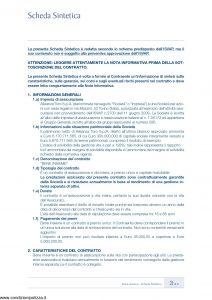 Augusta - Bene Insieme Contratto Di Assicurazione Sulla Vita - Modello av1269e.d12 Edizione 12-2012 [44P]