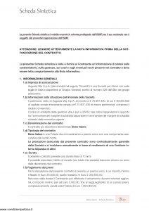 Augusta - Bene Valore Contratto Di Assicurazione Sulla Vita - Modello av1208g.d10 Edizione 11-2010 [46P]