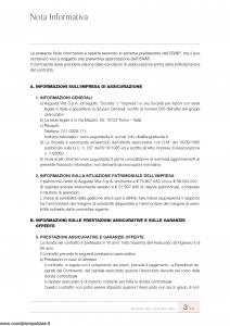 Augusta - Benevita Flash Contratto Di Assicurazione Sulla Vita Di Puro Rischio - Modello av1008e.d10 Edizione 30-11-2010 [30P]