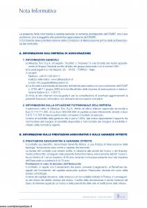 Augusta - Benevita Mutuo Contratto Di Assicurazione Sulla Vita Di Puro Rischio - Modello av1125e.d12 Edizione 31-12-2012 [38P]