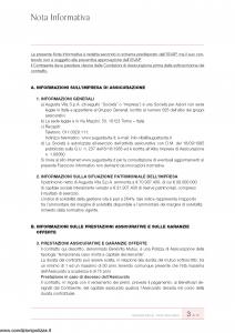 Augusta - Benevita Mutuo Contratto Di Assicurazione Sulla Vita Di Puro Rischio - Modello av1290age.d10 Edizione 30-11-2010 [34P]