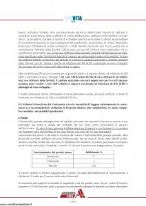 Augusta - Benevita Plus Contratto Di Assicurazione Sulla Vita Di Puro Rischio - Modello 1007 Edizione 01-12-2005 [38P]