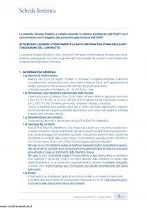 Augusta - Crescita Dinamica Contratto Di Assicurazione Sulla Vita - Modello av1143.512 Edizione 05-2012 [66P]