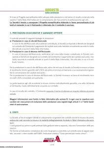 Augusta - Extra Vantaggio Contratto Di Assicurazione Sulla Vita - Modello av1273.210 Edizione 12-2009 [42P]