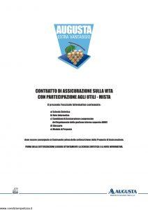 Augusta - Extra Vantaggio Contratto Di Assicurazione Sulla Vita - Modello av1273e.011 Edizione 09-2011 [46P]