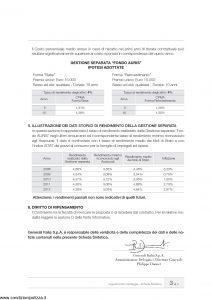 Augusta - Extra Vantaggio Contratto Di Assicurazione Sulla Vita - Modello av1273e.114 Edizione 01-2014 [38P]