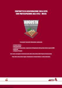 Augusta - Extra Vantaggio Contratto Di Assicurazione Sulla Vita - Modello av1273e.d10 Edizione 11-2010 [46P]
