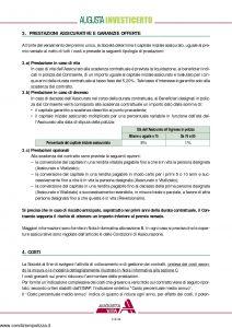Augusta - Investicerto Contratto Di Assicurazione Sulla Vita A Termine Fisso - Modello av1221g0808 Edizione 08-2008 [34P]