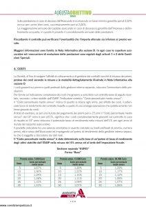 Augusta - Obiettivo Bonus Contratto Di Assicurazione Sulla Vita - Modello 1256e.509 Edizione nd [38P]
