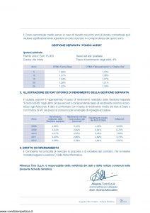 Augusta - Otto Protetto Contratto Di Assicurazione Sulla Vita - Modello av1294e.513 Edizione 04-2013 [34P]