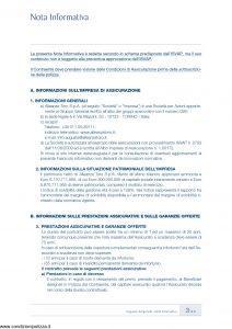 Augusta - Tempovita Contratto Di Assicurazione Sulla Vita - Modello av1282e.512 Edizione 05-2012 [38P]