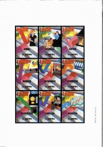 Aurora - Artigianato Linea Logica - Modello 2901 Edizione 11-1988 [SCAN] [6P]
