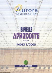 Aurora - Bipielle Aphrodite Ii Serie - Modello nd Edizione 2005 [22P]