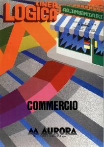 Aurora - Commercio Linea Logica - Modello 2201-01 Edizione 12-1987 [SCAN] [6P]