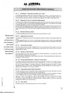 Aurora - Condominio In Polizza Globale Fabbricati - Modello 0401.912 Edizione 05-1999 [SCAN] [20P]
