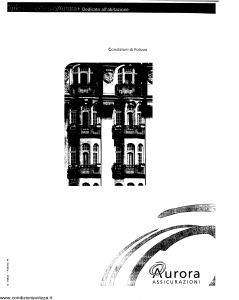 Aurora - Condominio Sicuro Aurora - Modello u7602a-c Edizione 10-2006 [SCAN] [31P]