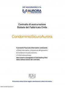 Aurora - Condominio Sicuro - Modello U7602A Edizione 12-2010 [46P]