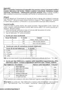 Aurora - Condominio Sicuro Tariffa E Norme Assuntive - Modello u7602t Edizione 10-2006 [22P]