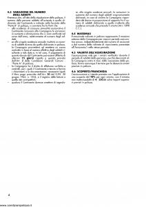 Aurora - In Ufficio Dedicato Alle Professioni Responsabilita' Civile Dell'Ufficio Allegato 2027 - Modello u2323c Edizione 01-04-2004 [6P]