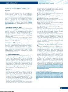 Aurora - Naviblu Polizza Unita' Da Diporto - Modello u8603a Edizione 03-2011 [30P]