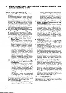 Aurora - Polizza Responsabilita' Civile Imprese Industriali Ed Edili - Modello u2002a Edizione 01-04-2004 [11P]
