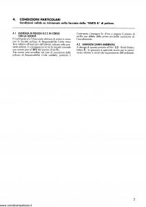 Aurora - Polizza Tutela Giudiziaria Professionisti - Modello u2313c Edizione 01-04-2004 [7P]