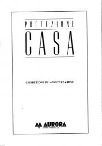 Aurora - Protezione Casa - Modello 5120 Edizione nd [SCAN] [30P]
