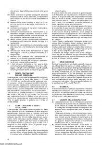 Aurora - Responsabilita' Civile Del Professionista Architetto Allegato 2027 - Modello 2027 Edizione 04-2004 [7P]