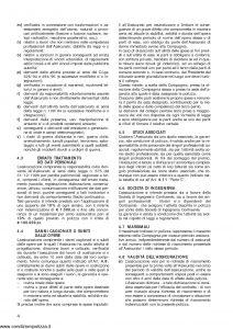 Aurora - Responsabilita' Civile Del Professionista Ingegnere Allegato 2027 - Modello 2027 Edizione 04-2004 [7P]