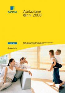 Aviva Italia - Abitazione Anni 2000 - Modello 33501 Edizione 12-2005 [44P]