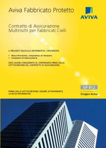 Aviva - Fabbricato Protetto - Modello 13415 Edizione 05-2015 [38P]