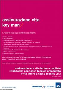 Axa - Assicurazione Vita Key Man - Modello 4745 Edizione 01-12-2011 [54P]