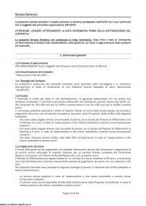 Axa - Assicurazione Vita Key Man - Modello 4745 Edizione 30-09-2009 [56P]