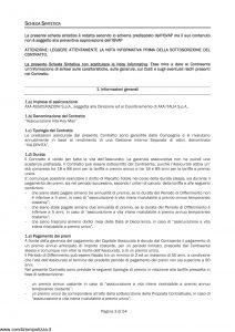 Axa - Assicurazione Vita Key Man - Modello 4745 Edizione 31-03-2009 [56P]