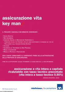 Axa - Assicurazione Vita Key Man - Modello 4808 Edizione 12-2015 [48P]