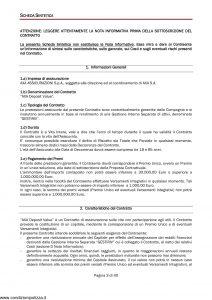 Axa - Axa Deposit Value - Modello 4743 Edizione 2010 [41P]