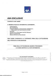 Axa - Axa Exclusive - Modello 4579 Edizione 11-2005 [56P]