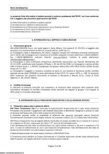 Axa - Axa Piano Temporaneo Top - Modello 4760 Edizione 31-03-2010 [40P]