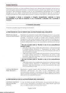 Axa - Axa Protezione Autonomia Formula Base - Modello 9062 Edizione 31-03-2008 [50P]
