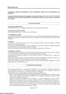 Axa - Axa Protezione Patrimonio Formula Libero Gold Replay - Modello 4754 Edizione 20-07-2009 [42P]