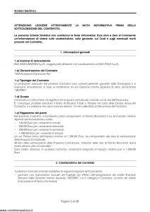 Axa - Axa Protezione Patrimonio Formula Piu' - Modello 4649 Edizione 31-03-2007 [50P]