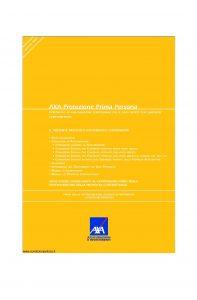 Axa - Axa Protezione Prima Persona - Modello 4661 Edizione 28-11-2005 [52P]