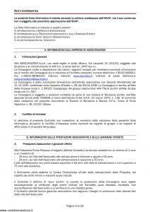 Axa - Axa Protezione Prima Persona - Modello 4661 Edizione 31-03-2010 [52P]